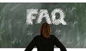 FAQ - Frågor och Svar