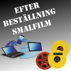 Efterbeställning Smalfilm från Backup