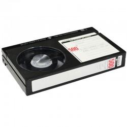 Videoband Betamax Digitalisering